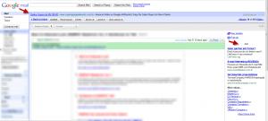 gmail adsense