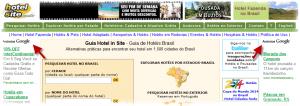 hoteis brasil