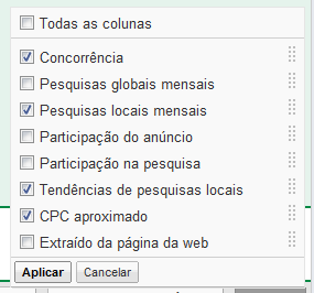 google-adwords-parametros