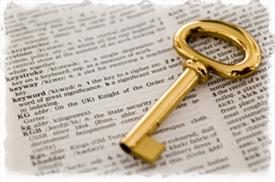 """Palavras-chaves (""""Keywords"""")"""